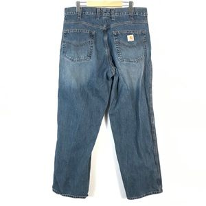 Carhartt loose fit jeans 36x32